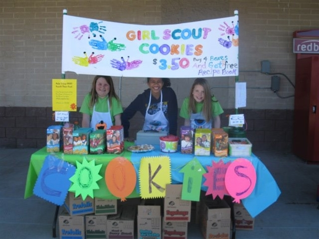 Girl Scouts Of Central Illinois Scouting Builds