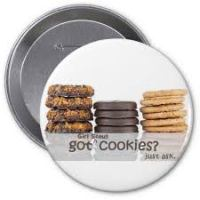 cookie button